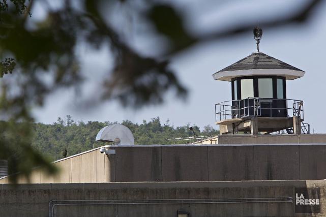La prison d'Orsainville.... (PHOTO PATRICK SANFAÇON, ARCHIVES LA PRESSE)