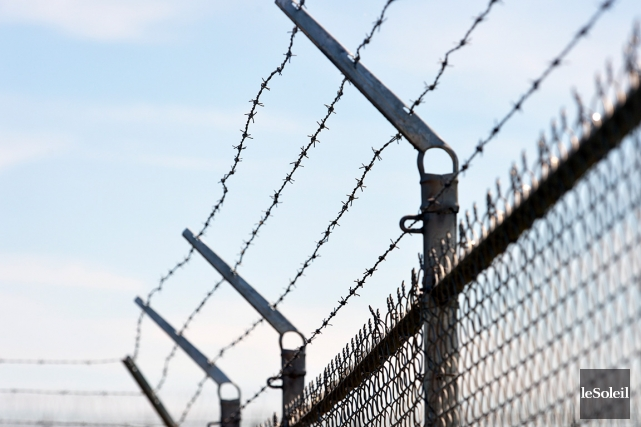 L'établissement de zones d'exclusion aériennes autour des prisons québécoises... (Photo Jean-Marie Villeneuve, Le Soleil)