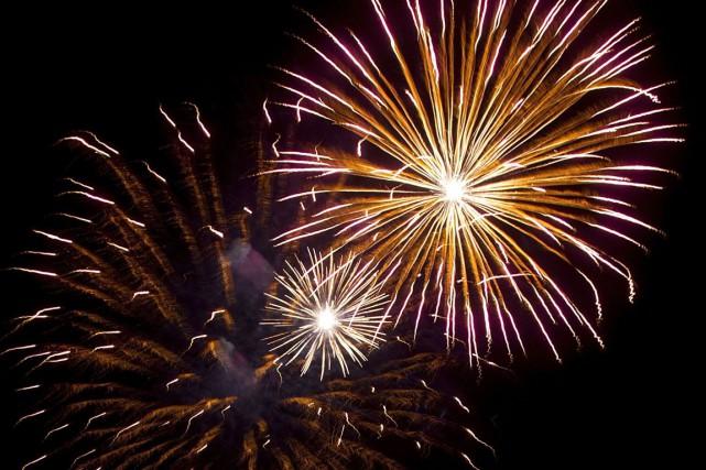 Le bilan de la soirée du Nouvel An... (Archives AFP, Marty Melville)