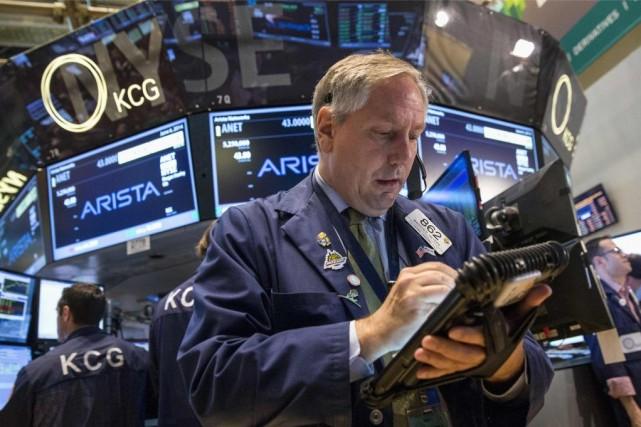 Après une semaine chargée, «le calendrier économique est... (PHOTO BRENDAN MCDERMID, ARCHIVES REUTERS)