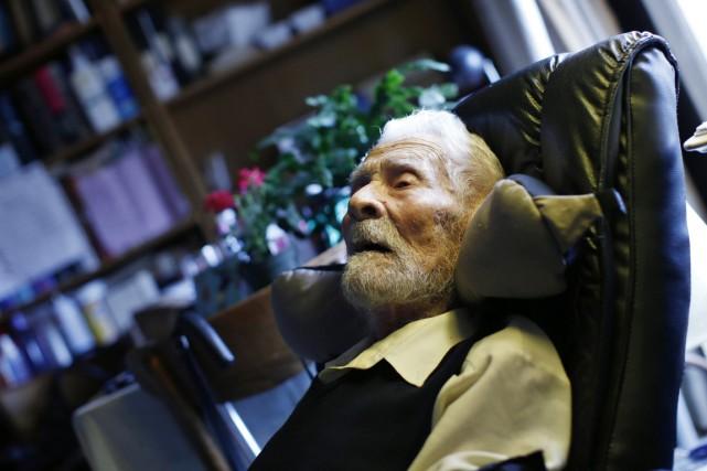 L Homme Le Plus Age Au Monde S Eteint A 111 Ans Etats Unis