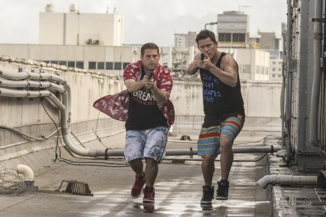 Après le succès de 21 Jump Street en... (PHOTO FOURNIE PAR COLUMBIA PICTURES)