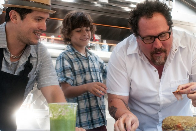 Un chef (Jon Favreau) sur le déclin quitte... (Photo: fournie par Open Road Films)
