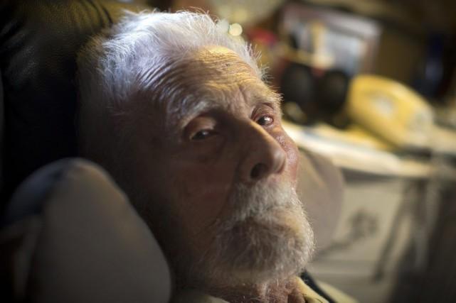 L Homme Le Plus Vieux Au Monde Decede A L Age De 111 Ans Etats Unis