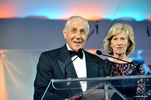 Morris et Rosalind Goodman...
