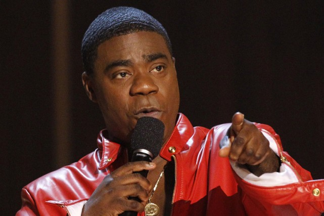 Tracy Morgan... (Archives Reuters)