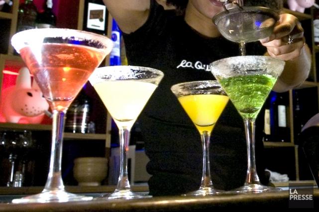 Éduc'alcool se dit en faveur du projet-pilote de la Ville de Montréal sur... (Photo: Alain Roberge, archives La Presse)