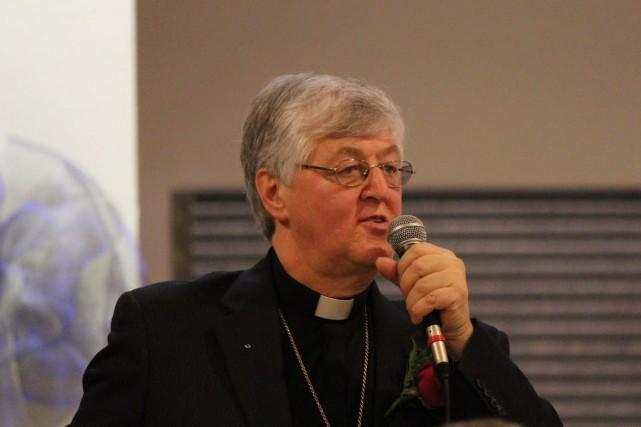 Plusieurs paroissiens du Diocèse de Valleyfield ont été dérangés et offusqués... (courtoisie)