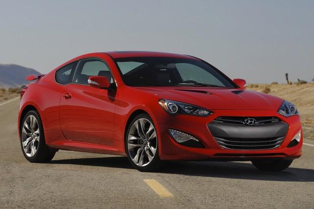 Hyundai a choisi de ses concentrer sur le... (Photo fournie par Hyundai)