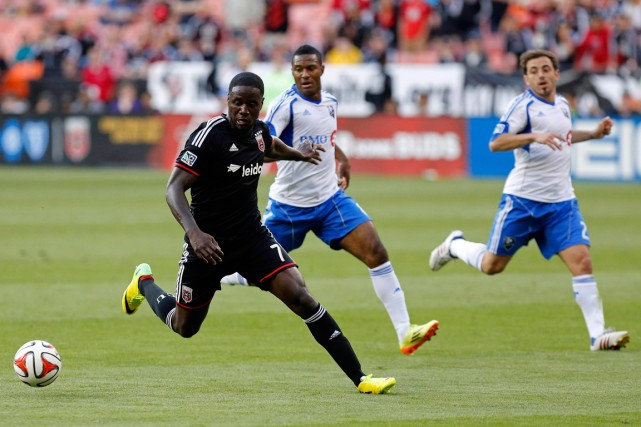 L'Impact recevra D.C. United, mercredi soir au stade... (Photo Geoff Burke, USA Today)