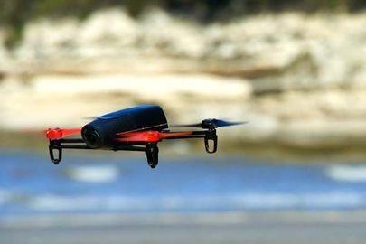 Parrot investit beaucoup dans les drones, qui reçoivent... (Photo Parrot)