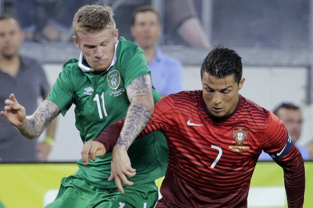 Le Portugal, dynamisé par le retour de son capitaine et buteur-vedette... (Photo: Reuters)