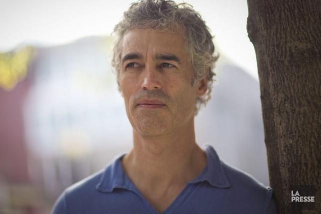 Le directeur artistique du Théâtre de Quat'Sous, Éric... (Photo: André Pichette, La Presse)