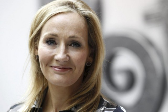 J.K Rowling... (Photo: archives Reuters)