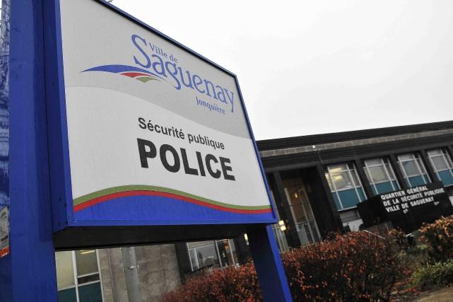Les policiers de la Sécurité publique de Saguenay ont passé une nuit...