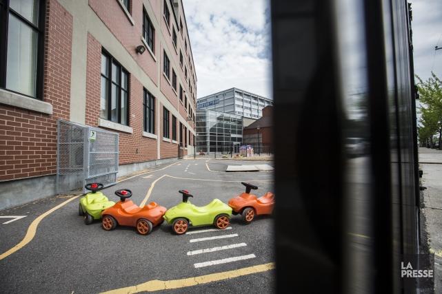 On retrouve six écoles illégales au Québec, dont... (PHOTO OLIVIER PONTBRIAND, LA PRESSE)