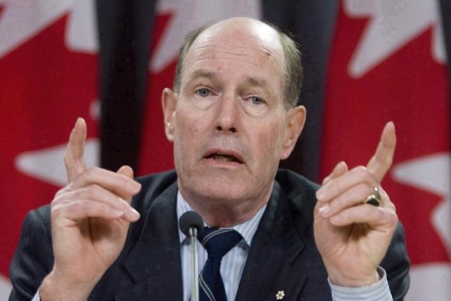 L'ancien gouverneur de la Banque du Canada, David... (Photo Tom Hanson, Archives PC)