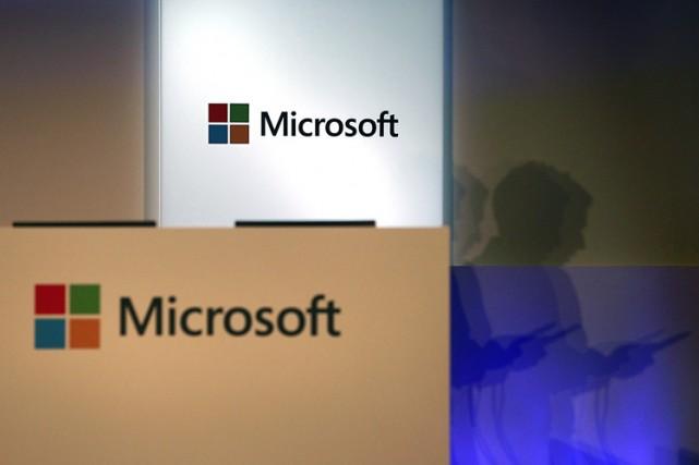 Microsoft s'oppose à une décision de la justice américaine qui lui demande de... (Photo: Reuters)