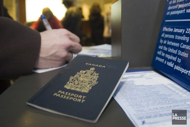 Dans le cas d'une révocation du passeport, Me... (Photo Archives La Presse)