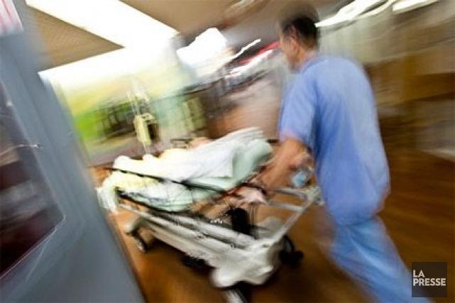 Parce qu'il a négligé de se rendre au chevet d'un patient en détresse alors... (Photo: Martin Chamberland, La Presse)