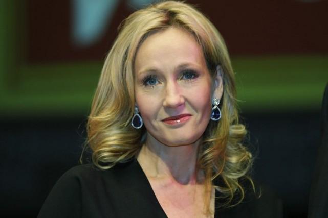 JK Rowling... (Photo: archives AP)