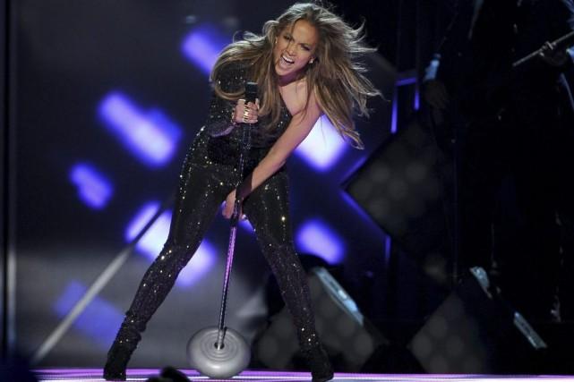 Jennifer Lopez... (Photo: AP)