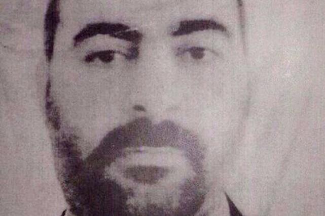 Abou Bakr al-Bagdadi... (PHOTO ARCHIVES AFP)