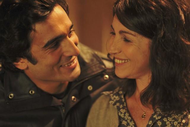 Les acteurs Syrus Shahidi (Ilan Halimi) et Zabou... (Photo: fournie par Google Images)