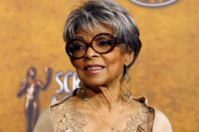 Ruby Dee en 2008.... (Photo: archives Reuters)