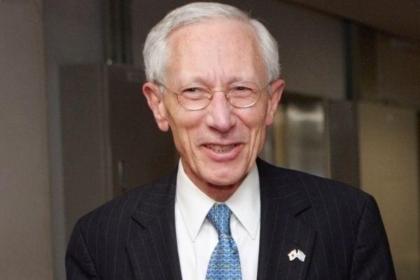 Stanley Fischer... (Photo Archives Reuters)