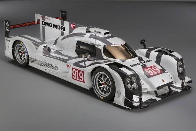 Porsche veut réduire la gourmandise de ses moteurs.... (Photo fournie par Porsche)