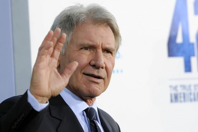 Harrison Ford... (Photo Chris Pizzello, AP)