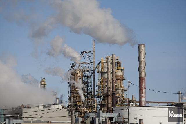 Le jugement que porte l'OCDEsur les politiques énergétiques... (Photo David Boily, archives La Presse)