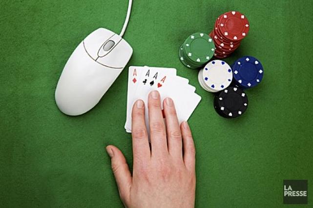 Dans le domaine du poker, l'entreprise canadienne Amaya... (Photo d'archives)