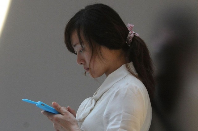 Les autorités communistes bloquent nombre de sites et... (Photo Archives AFP)