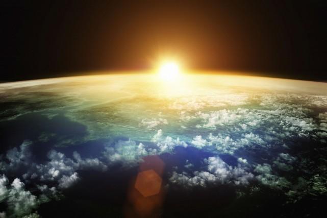 Les vols spatiaux se feront dans une navette... (Photo Digital/Thinkstock)