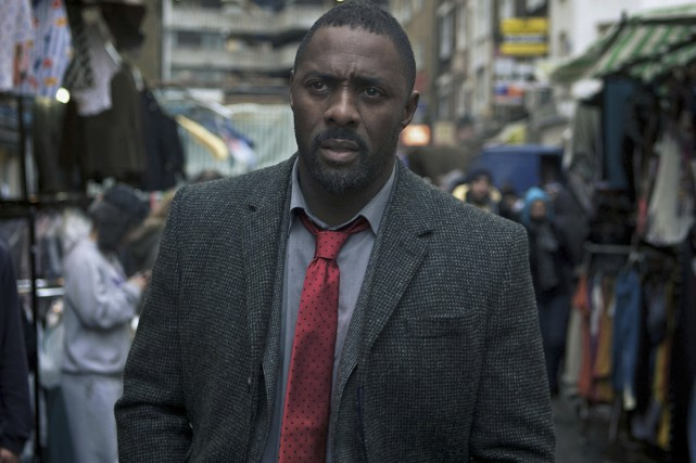 Idris Elba dans Luther.... (Photo: ICI Radio-Canada Télé)