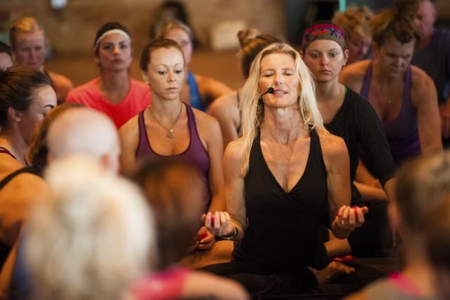 Le plus connu des festivals de yoga est... (Photo fournie par Wanderlust)