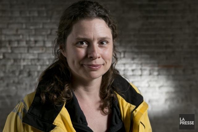 Tout ce qu'a vécu Roxanne Bouchard sur les... (Photo: Hugo-Sébastien Aubert, La Presse)