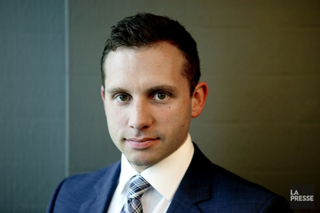 Cimon Plante est vice-président et gestionnaire de portefeuille... (PHOTO MARCO CAMPANOZZI, LA PRESSE)
