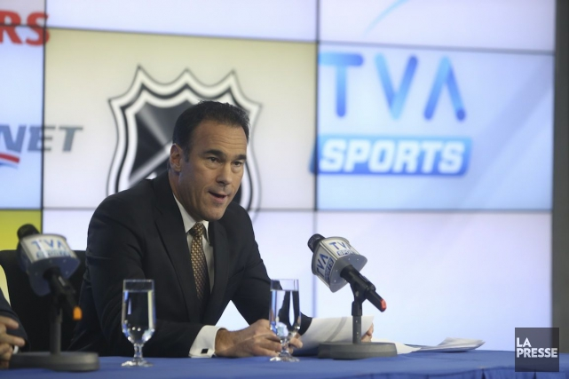 La chaîne spécialisée TVA Sports a été lancée... (Photo Martin Chamberland, Archives La Presse)