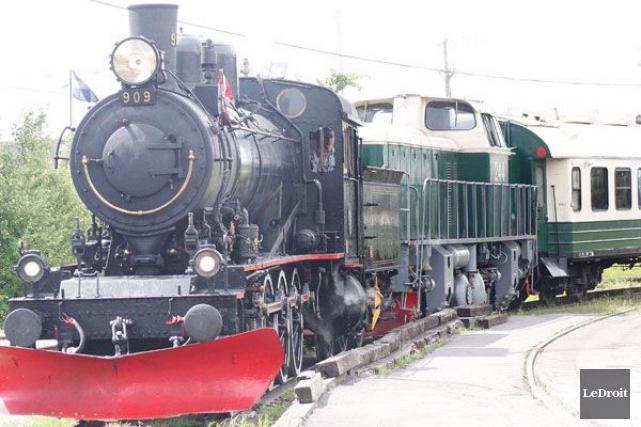 Le trajet Masson-Angers-Montebello pour le petit train est une très bonne idée.... (Archives, LeDroit)