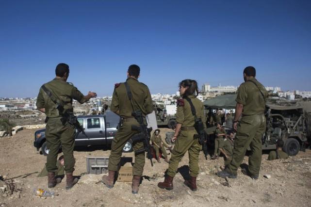 «Nous pensons qu'ils ont été kidnappés par des... (Photo RONEN ZVULUN, Reuters)