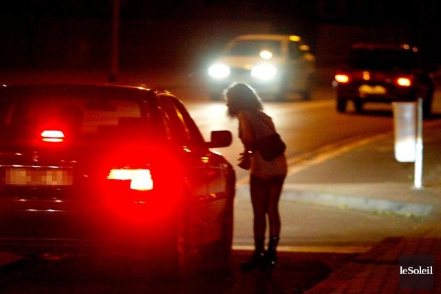 Le projet de loi du gouvernement conservateur sur la prostitution va augmenter... (Photothèque Le Soleil)