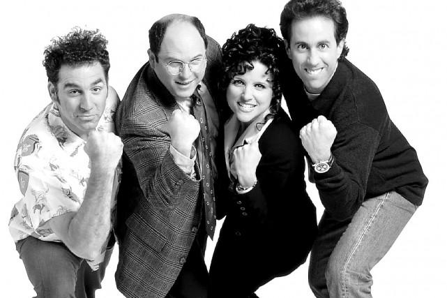 Les sympathiques névrosés de Seinfeld : Cosmo Kramer... (Photothèque Le Soleil)
