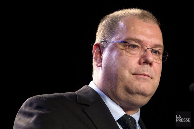 Mario Beaulieu, le nouveau chef du Bloc québécois.... (PHOTO ROBERT SKINNER, LA PRESSE)