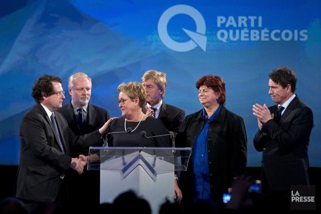 Les Québécois ont entendu les explications des souverainistes,... (Archives La Presse)