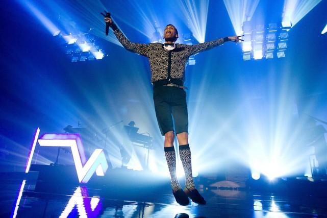 Le concert du spectacle est à l'image de... (PHOTO PAUL BERGEN, AGENCE FRANCE-PRESSE)