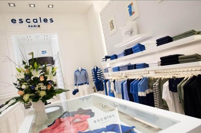 Escales Paris a ouvert une première boutique canadienne... (Photo Agniezka, fournie par Escales Paris)