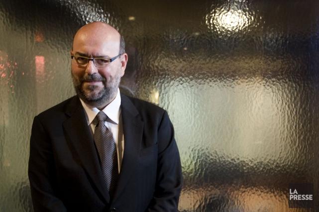 Entre 2007 et 2009, Robert Mainville, le juge... (Photo Ivanoh Demers, Archives La Presse)
